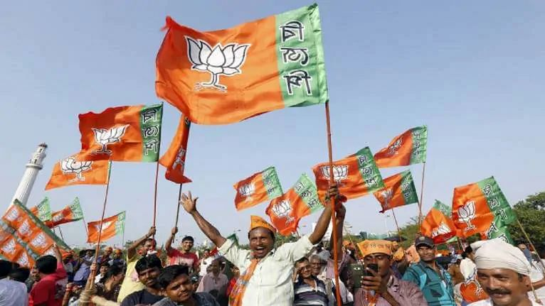 BJP ahead of Congress with 1,916 seats in Rajasthan panchayat polls
