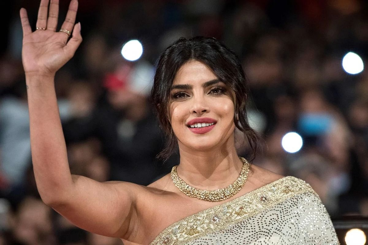 Honoured to present Warren Buffett with 2020 Global Citizen Prize: Priyanka