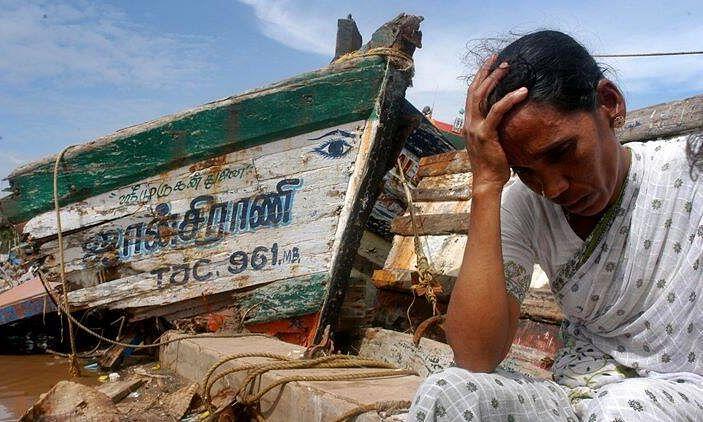 Can't recall a bigger disaster: Reunion after Tsunami still awaited