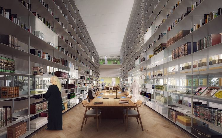 Futuristic library House of Wisdom opens in Sharjah