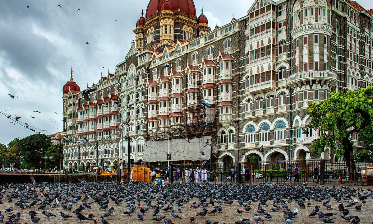 Taj Mahal hotel in Mumbai has a deep rooted past