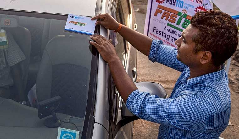 FASTag mandatory from tomorrow midnight or get ready to pay twice the fee, says Nitin Gadkari