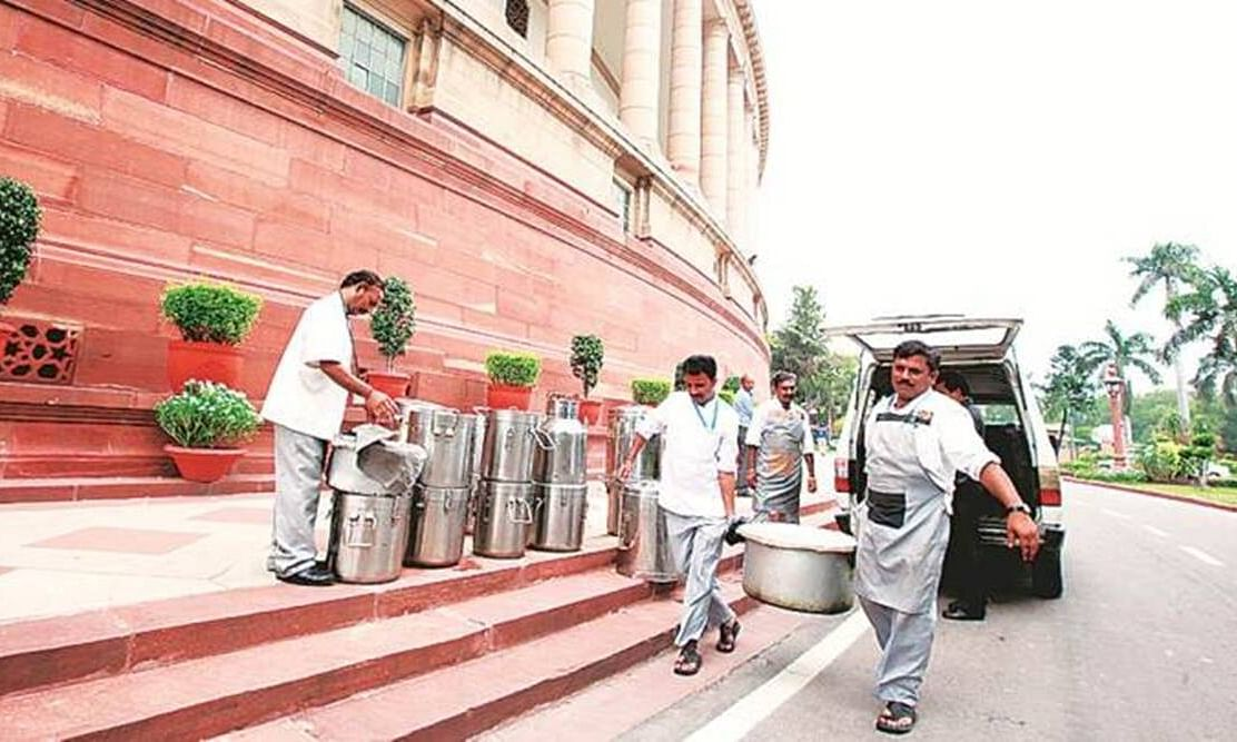 No more Parliament canteen subsidy: Roti cheapest on menu, Non-veg Buffet to Cost Rs 700