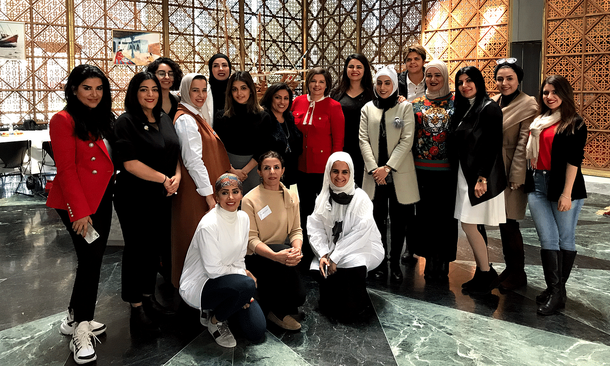 Here are bold Kuwaiti women who influence the world