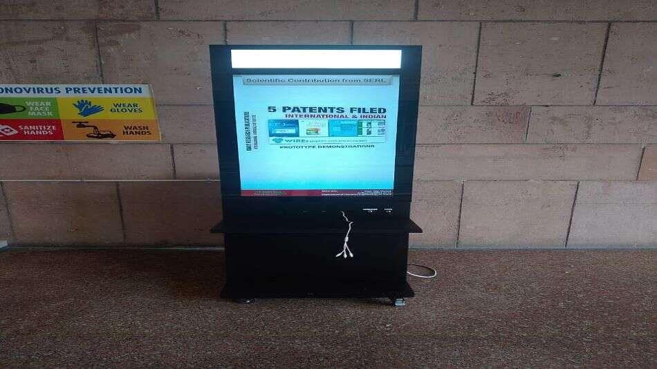 Environment-friendly charging station inaugurated at IIT Delhi campus