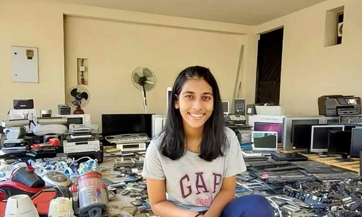 Dubai-based Indian teenager helps recycle 25 tonnes of e-waste