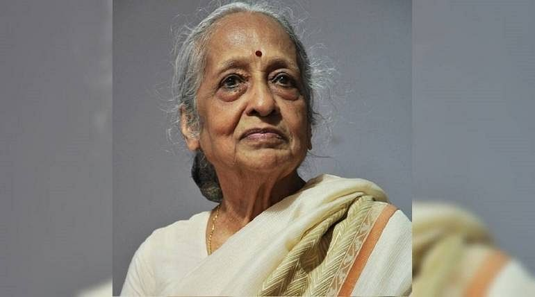 Dr. Shanta, chairperson of Adayar Cancer institute dies in Chennai at 93