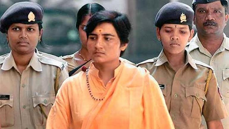 'I don't have COVID because I drink cow urine': BJP MP Pragya Thakur