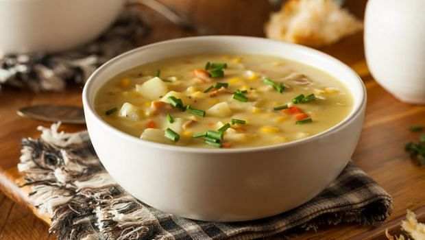 Know how to make vegetable cheese soup for boosting immunity