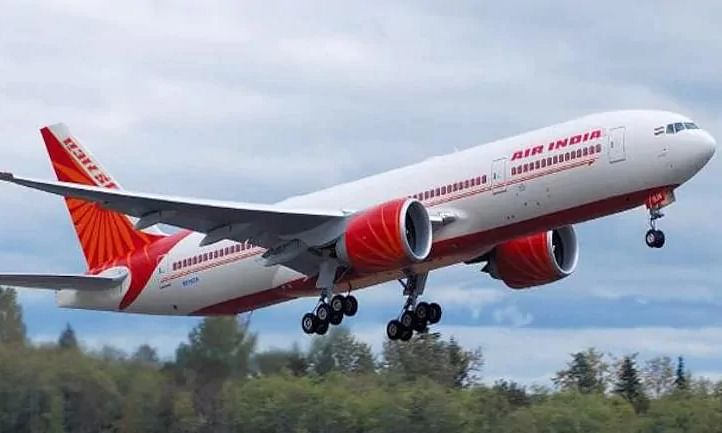 Booking for Air India flights between India and UK now open