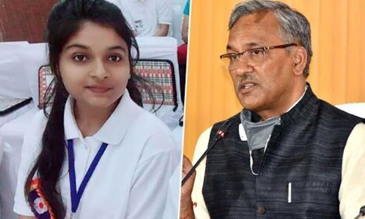 'Nayak' in real life, as 20-year-old Shrishti Goswami becomes Uttarakhand CM for a day