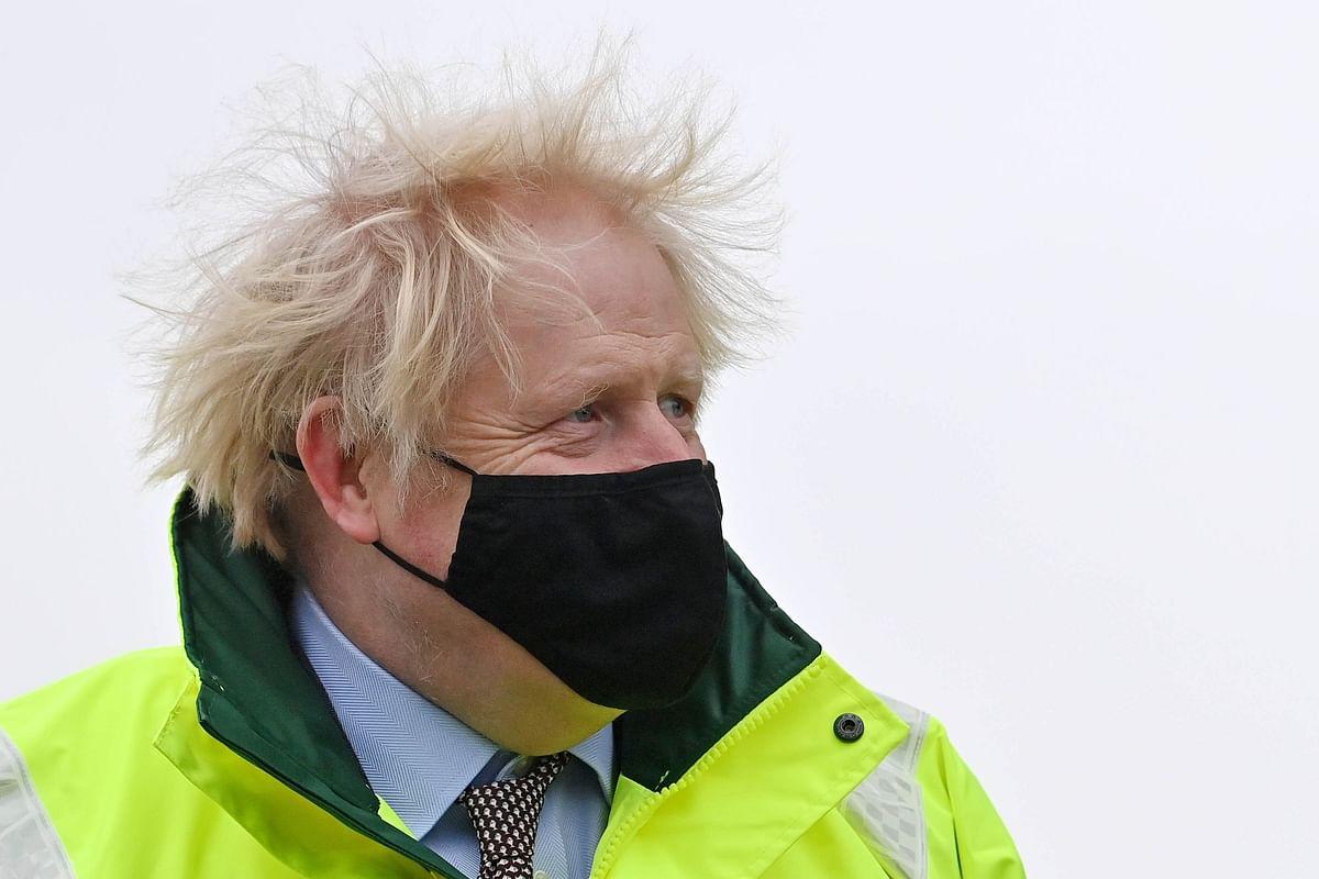 UK PM Boris Johnson to visit India in April end