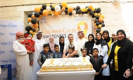 UAE Foundation 'Make a Wish' to grant wishes of critically ill children