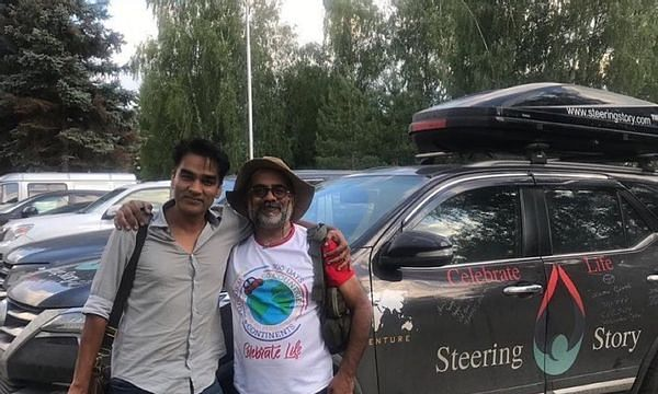 59 countries, 11 months: How a Mumbai-based man took a drive across 70,000 km around the world