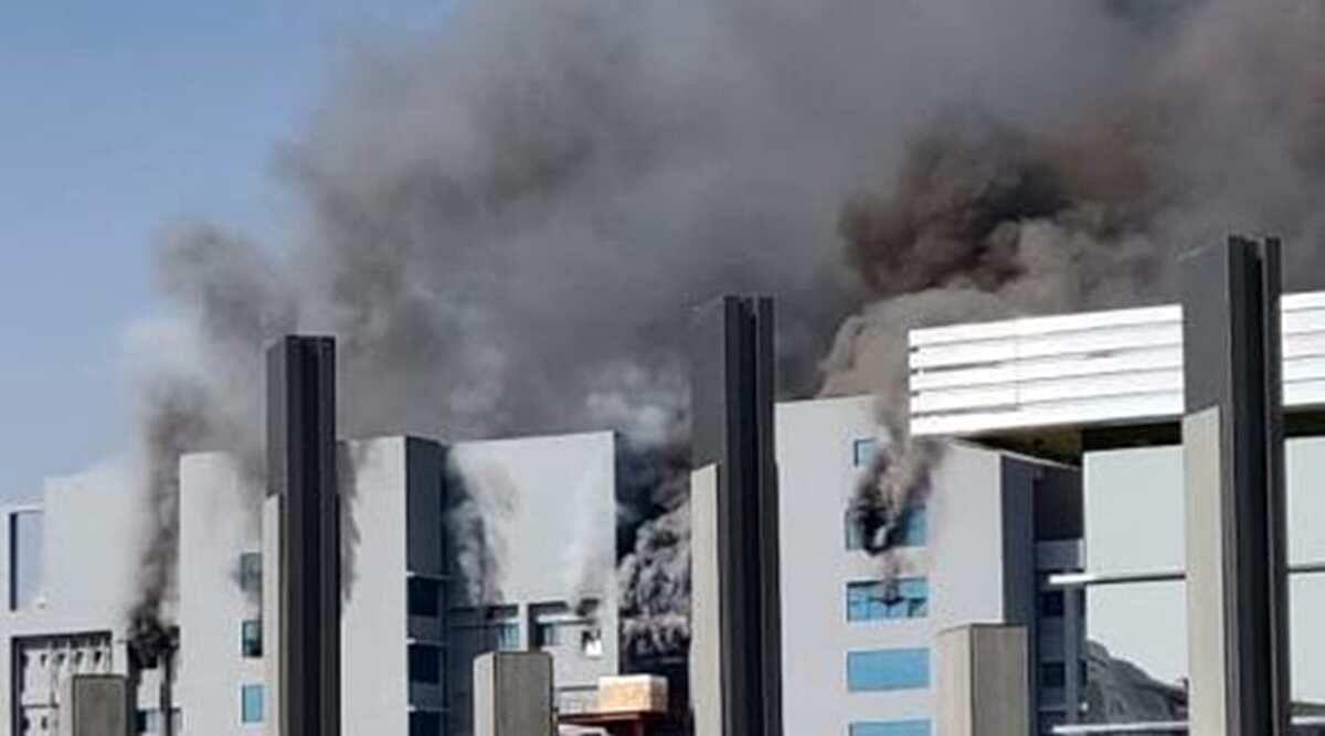 5 die in Serum Institute of India fire in Pune