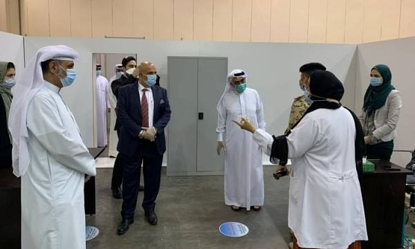 Bahrain becomes first country to allow mobile app vaccine appointment