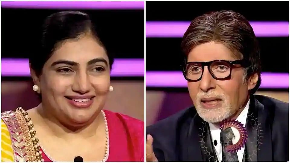 'KBC 13': Visually impaired contestant Imani Bundela wins Rs 1 crore, risks everything to play for Rs 7 crore
