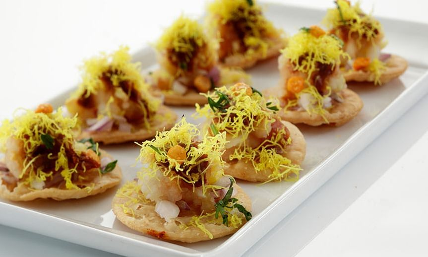Twinkle Khanna shares guilt-free sev puri recipe, it's a perfect tea time snack