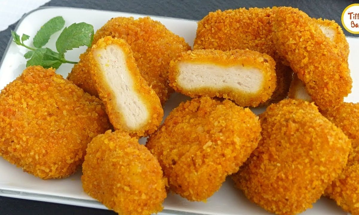 How to make the perfect chicken nuggets