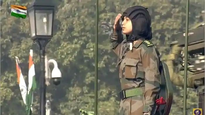Meet Captain Preeti Choudhary, Indian army's only woman Contingent Commander, who led R-Day Parade 2021
