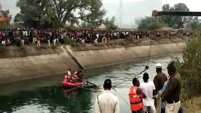 42 dead as bus falls into canal in Madhya Pradesh's Sidhi, PM Narendra Modi Announces Ex-Gratia
