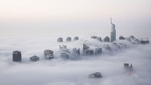UAE weather: How long will the fog continue for?
