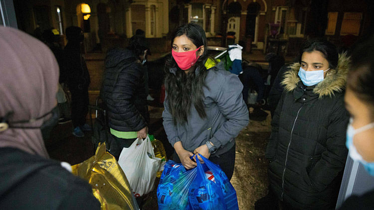 Foreign students on the verge of starvation in pandemic-hit Britain