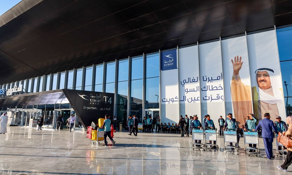 Kuwait International airport will function 24×7 from 7th March