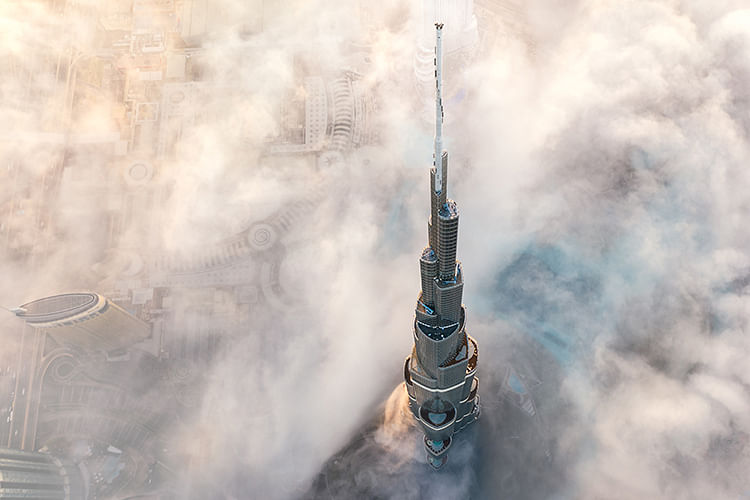 Must visit Abu Dhabi sights: The 'Leaning Tower' of the Middle East