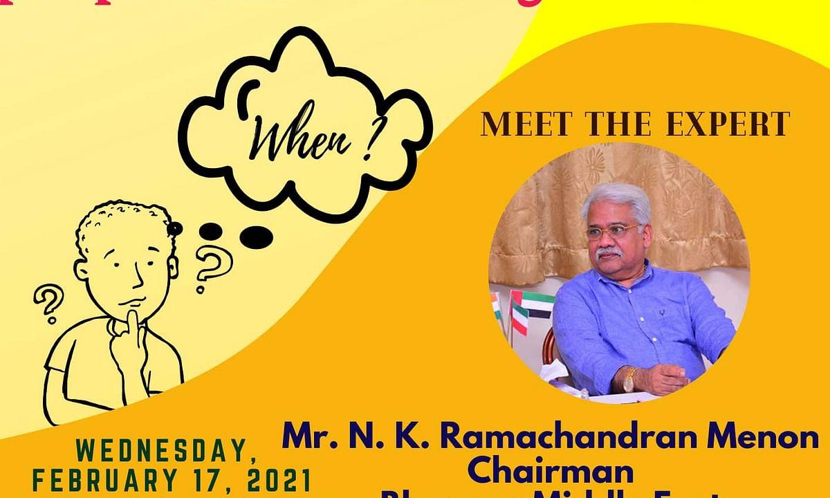 Bhavans IES Organizes Meet the Expert – Question to Question