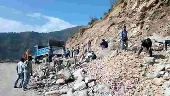 Glacier burst not linked with Char Dham road widening project: Govt to SC