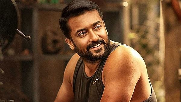Actor Suriya, Corona positive, pleads fans to remain alert of the pandemic