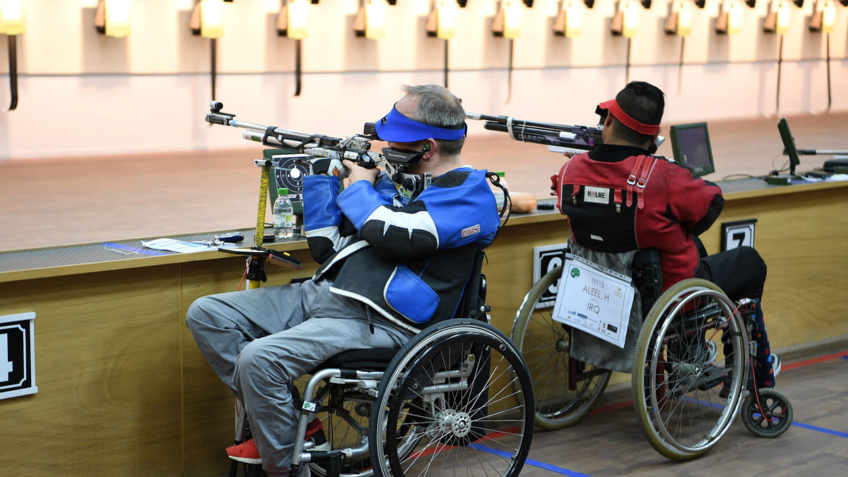 Al Ain to host World Shooting Para Sport Championships in 2022