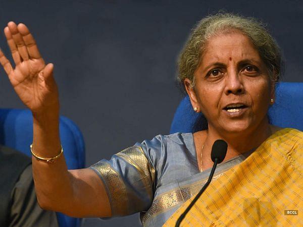 Budget draws from Modi's experience as Gujarat CM: Sitharaman