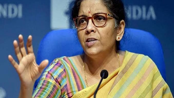 Central govt policies are not for  'Damaad', Sitharaman mocks Congress
