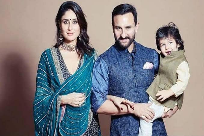 Randhir Kapoor just shared first pic of Kareena Kapoor Khan's newborn and he looks so much like Taimur!