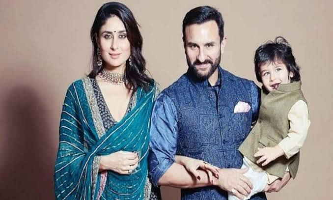 It's a baby boy! Kareena Kapoor, Saif Ali Khan welcome their second child
