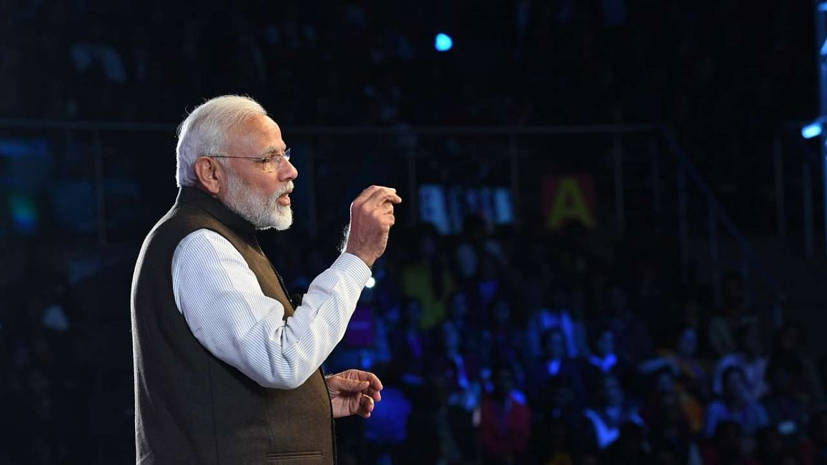 Charges against comedian Shyam Rangeela for mimicking PM Modi