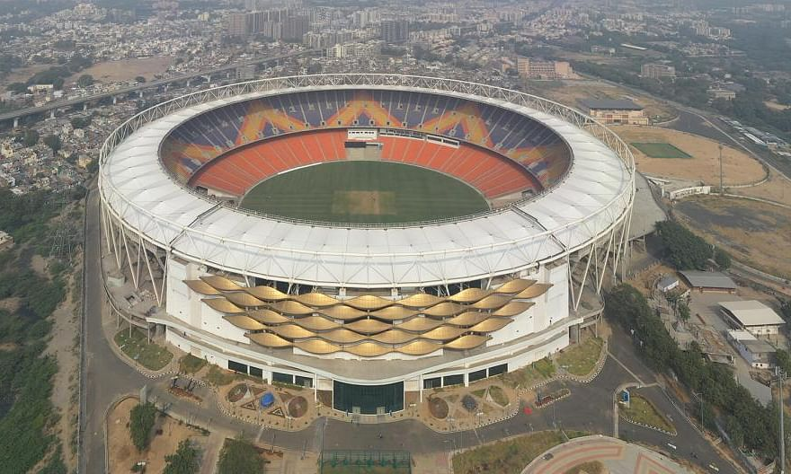 Motera Cricket Stadium, Modi's dream project, to be inaugurated today