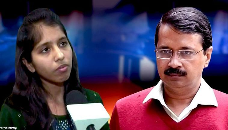 Delhi CM Kejriwal's daughter Harshita falls for QR code fraud twice; loses 34,000