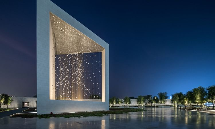 Founder's Memorial, a creative tribute to Sheikh Zayed's inspiring legacy