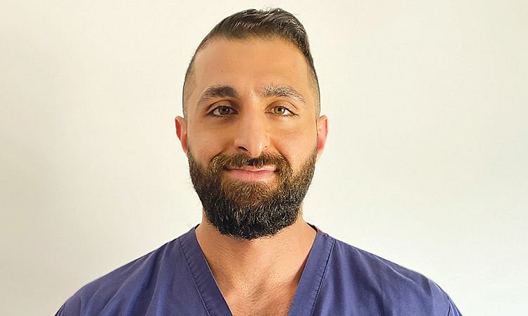 This Emirati male nurse will inspire you to pursue nursing!