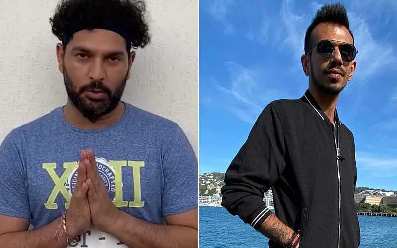 FIR recorded against Yuvraj Singh over questionable comments against Chahal