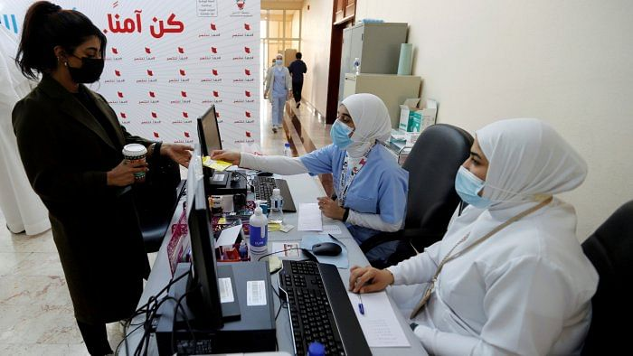 Bahrain becomes first country to issue a digital vaccine passport