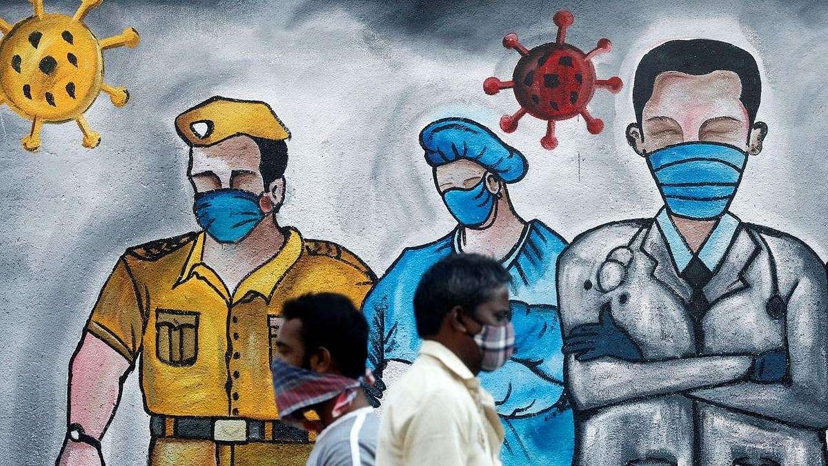Corona-positive cases increase in India