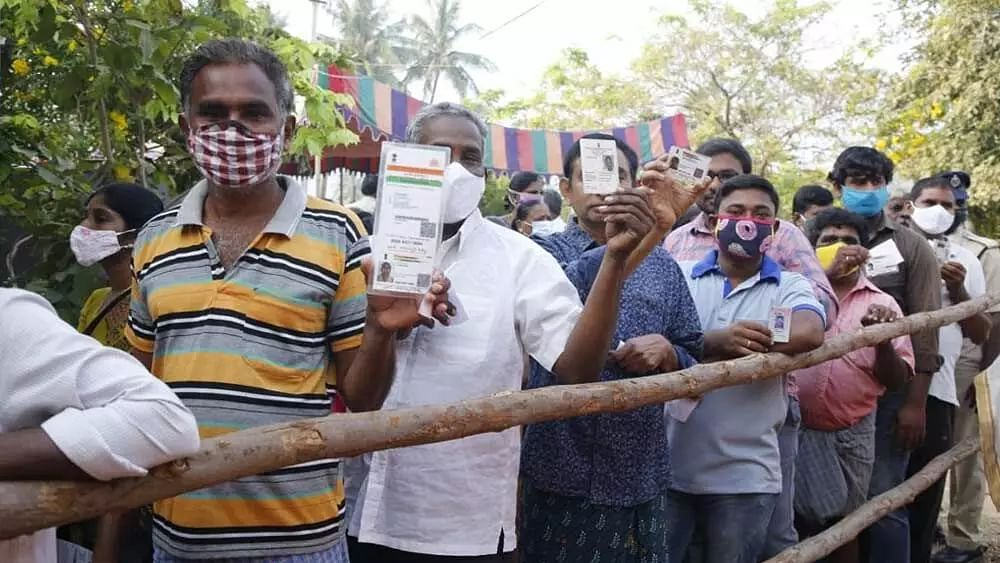 Andhra Pradesh Gram Panchayat election phase-1 result declared on 292 seats, 44 sarpanch unanimously elected