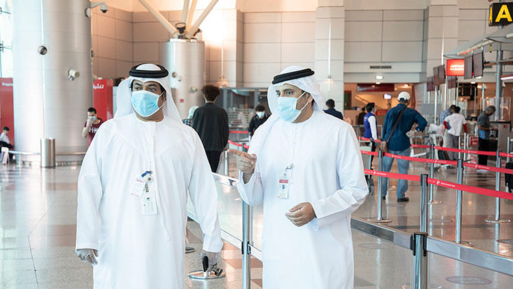 UAE records 30,000 COVID-19 violations in last 41 days