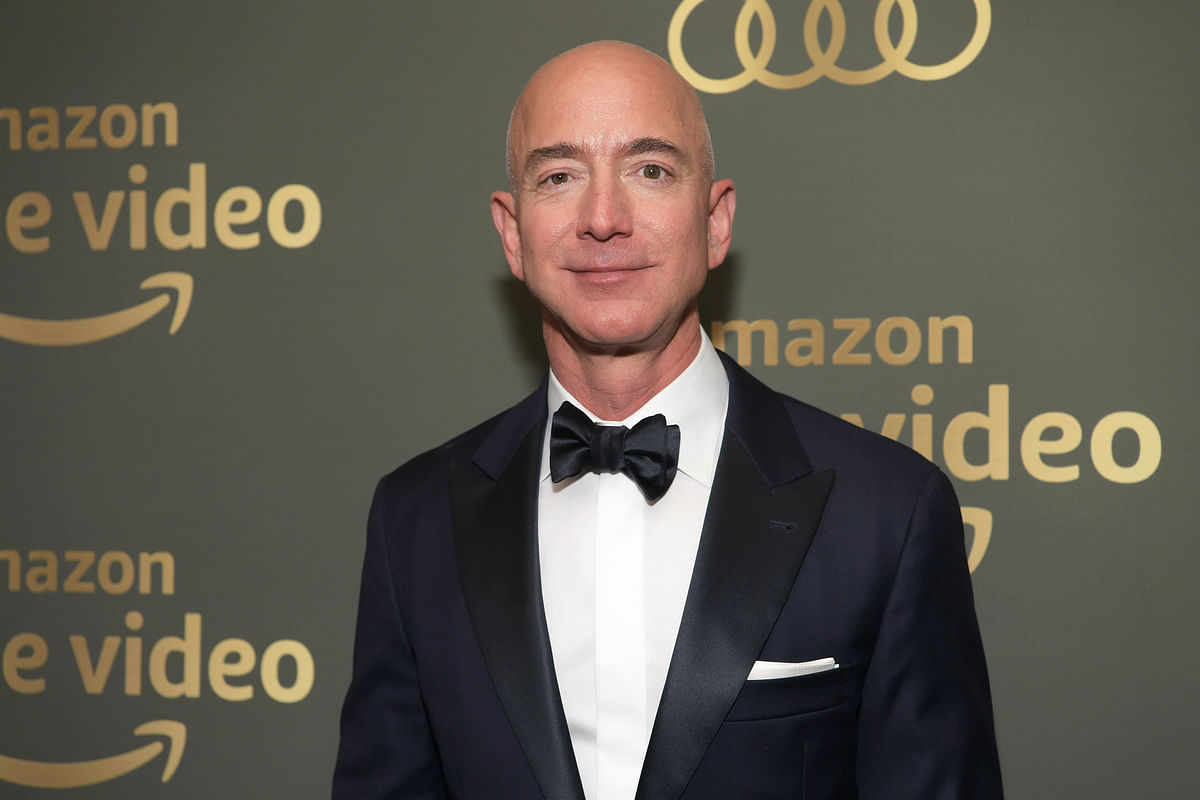 Couple who bought 2 shares of Amazon in 1997, now plan to buy a house