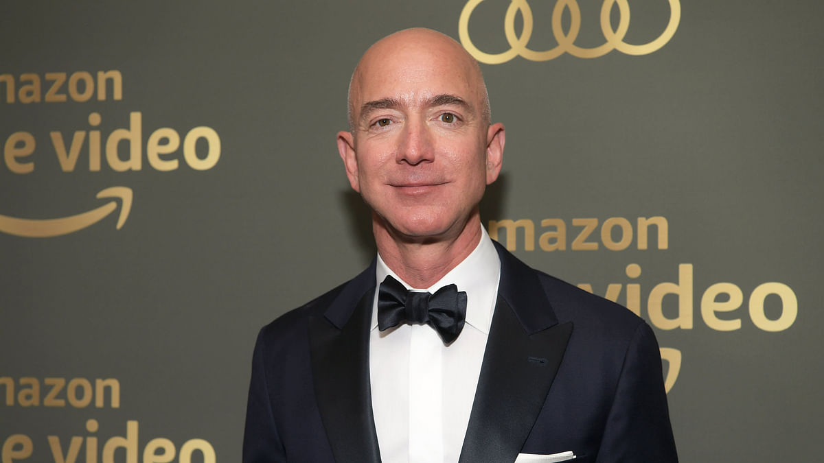 Jeff Bezos is world's richest man again after Elon Musk's fortune dips by $4.6 bn
