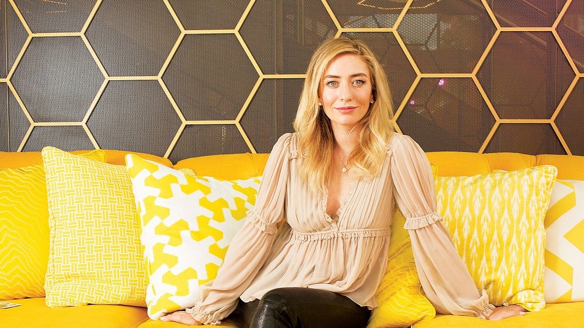 Bumble founder becomes world's youngest self-made woman billionaire at 31